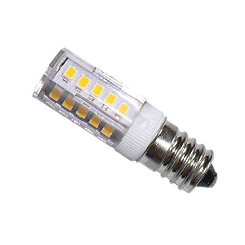 Baoblaze 220V E14 LED Corn Light Bombilla de Luz LED Bombilla para Nevera Reemplazo para Interior Al Aire Libre - Blanco - 6000k, Individual