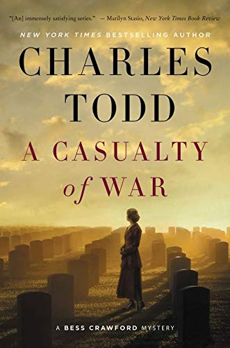 Image of A Casualty of War: A Bess Crawford Mystery (Bess Crawford Mysteries, 9)