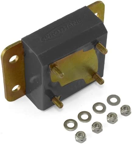 Rugged Ridge service 18608.12 Transmission Mount Wran Jeep 97-06 Today's only Black;