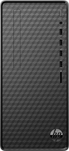 HP Desktop M01-F0027ns - Ordenador de sobremesa (Intel Core i7-9700, 8 GB de RAM, 512 GB SSD, 1 TB SSD, Intel UHD Graphics, sin sistema operativo) negro azabache