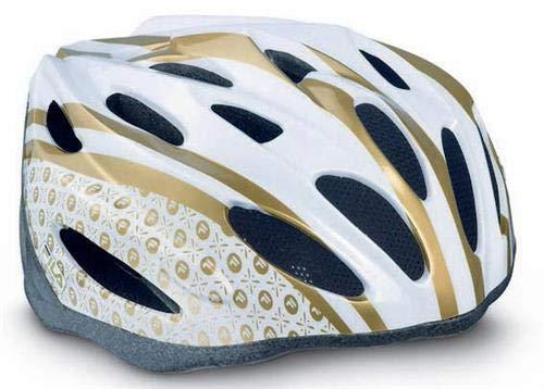 Fila - Helme für Skateboarding in Bianco, Oro, Nero, Größe Mittelgroß