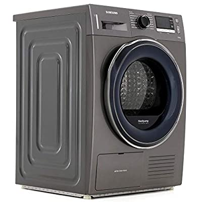 Samsung DV90K6000CX Freestanding A++ Rated Condenser Tumble Dryer - Graphite