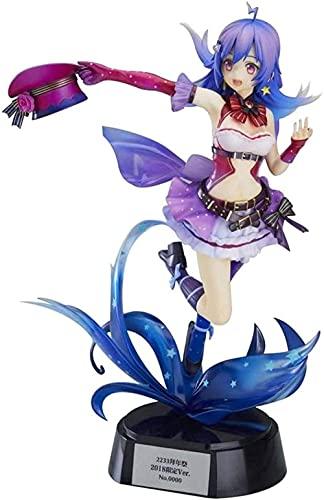 Kzdming KZDMING22 NIANG 33 NIANG AÑO Nuevo Festival EDICIÓN Limitada Decoración de muñecas de muñeca Modelo de decoración de Anime Colección de Regalos-A