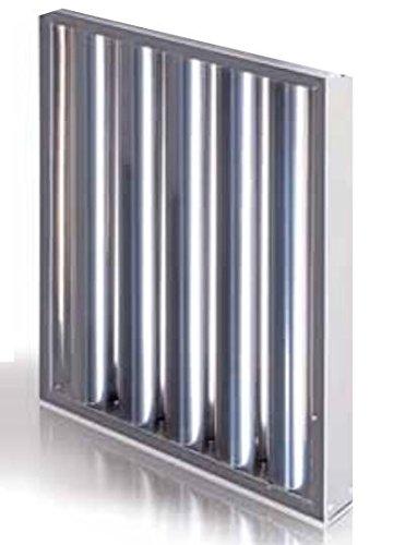 Filtro campana extractora industrial 490 x 490 x 50 mm