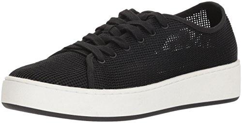 Donald J Pliner Women's Cecile Sneaker, Black, 9 Medium US