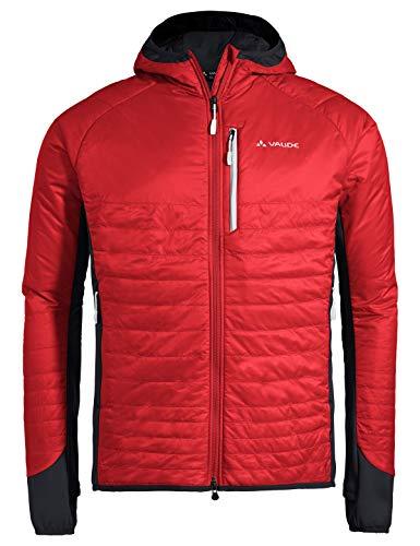 VAUDE Herren Jacke Sesvenna III für Skitouren, mars red, XL, 41724