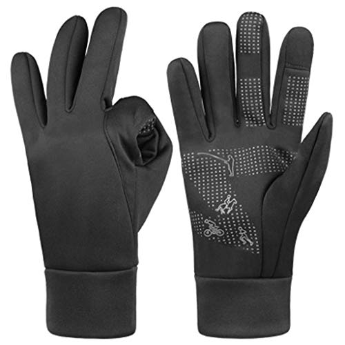 Warme handschoenen voor mannen en vrouwen met REIT touch screen, winddicht, waterdicht, outdoor, vrije tijd, ski, camping, berg, geschikt voor mountainbikes en hardlopen.
