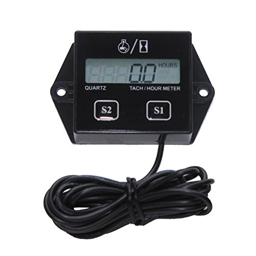 Timron Tachometer For Small Engines