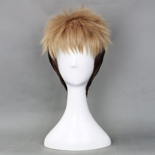 Attack on Titan Cosplay Wig (Mixed Brown- Jean Kirstein)