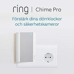 Nya Ring Chime Pro, vit