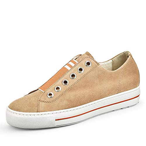 Paul Green 4797 Damen Sneakers Beige, EU 38,5