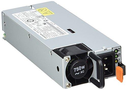IBM High Efficiency - Fuente de alimentación, conectable en caliente/redundante, 80 Plus Platinum, 750 vatios