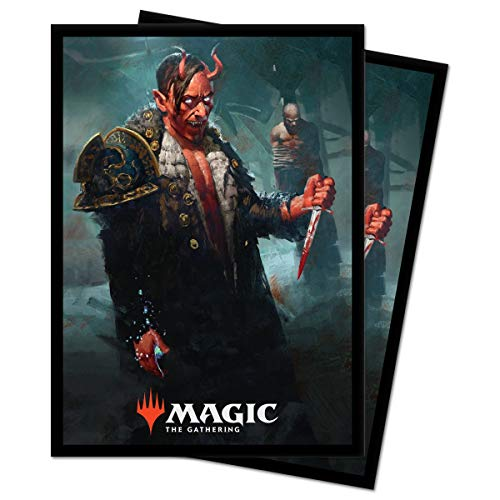 Kaldheim 100ct Sleeve Featuring Tibalt, Cosmic Imposter for Magic: The Gathering
