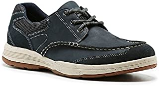 Hush Puppies Men's Edward Lace-Up Flat Shoes