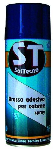 Soltecno SPRAY TECH GRASSO PER CATENE ML 400