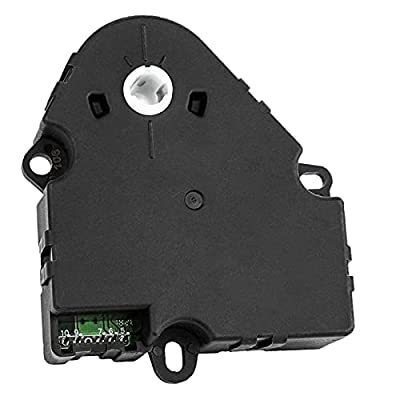 Blend Air Door Actuator Replaces# 89018365, 604-106, 52402588,Fits 1994-2012 Chevrolet, Chevy, GMC - Silverado 1500 and 2500, Tahoe, Sierra,HVAC Blend Control Actuator
