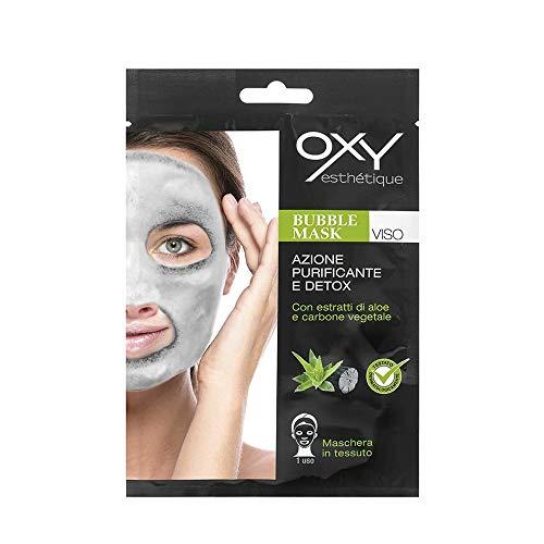 Oxy Estètique Bubble Mask Viso 1 busta 1 maschera