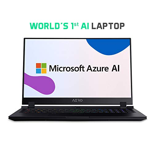 Product Image 1: [2020] Gigabyte AERO 17 XB Thin+Light Performance Laptop, 17.3″ 144Hz FHD IPS Display, GeForce RTX 2070 Super Max-Q, Intel Core i7-10750H, 16GB DDR4, 512GB NVMe SSD, Up to 8.5-hrs Battery Life