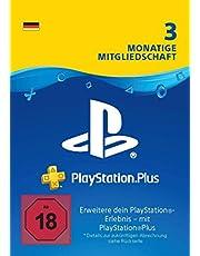 PlayStation Plus Mitgliedschaft   3 Monate   deutsches Konto   PS4 Download Code