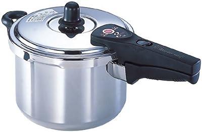 ワンダーシェフ トロー 片手圧力鍋 5.0L 【蒸しす・クッキングガイド付】 602336