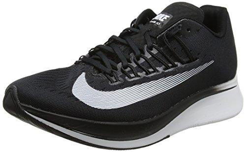 Nike Zoom Fly, Zapatillas de Running para Hombre, Negro (Black/White/Anthracite 001), 40 EU