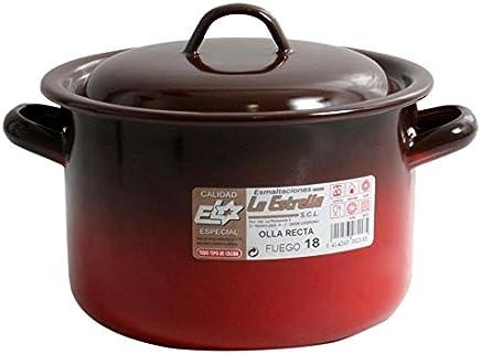 Amazon.es: Estrella - Sartenes y ollas / Menaje de cocina: Hogar y ...