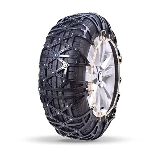 QQLONG Auto Schneekette for Reifen...