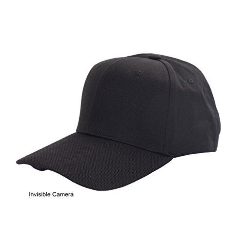 Generic - Gorra de béisbol con Lente Oculta, para cámara de vídeo
