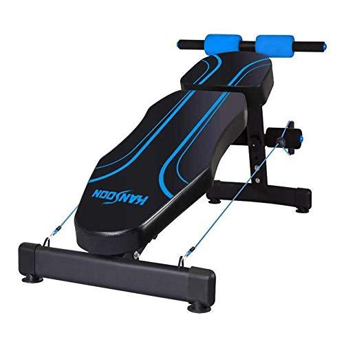 SXXYTCWL Multi-Fonction Banc de Musculation Abdominale Sit Up...