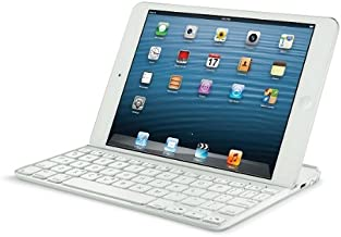 Logitech Ultrathin Keyboard for iPad Mini White UK English Keyboard Layout