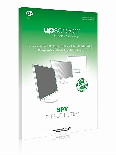 upscreen. Spy Shield Filter Blickschutzfilter passend für Asus Zen AiO Pro Z220IC, Schutz Privatsphäre, abnehmbar, Blendschutz, Antibakterieller Schutz