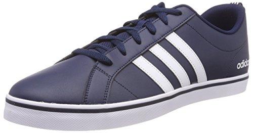 Adidas Vs Pace, Scarpe da Ginnastica Uomo, Blu (Maruni/Ftwbla/Azul 000), 40 2/3 EU