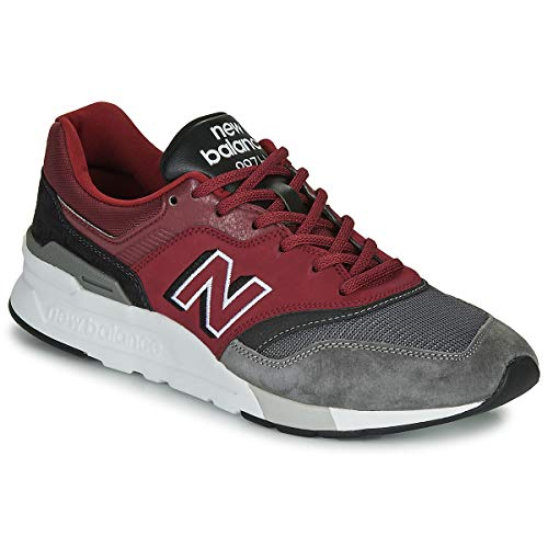 New Balance CM997 HEL Bordo Black Grey Größe: 13(47,5) Farbe: Bordo