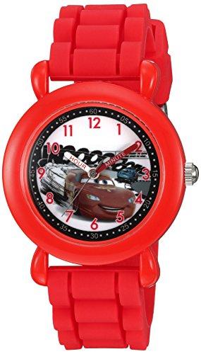 DISNEY Boys Cars Analog-Quartz Watch
