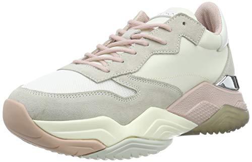 Crime London Damen 25854PP1 Sneaker, Weiß (White 10), 41 EU