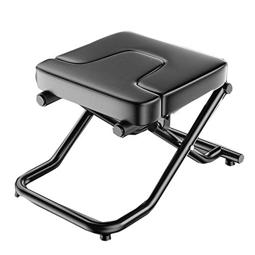 Fantastic Prices! DIMPLEYA Inversion Training Bench Upside Down Stool with Thick Cushion Soft Sturdy...