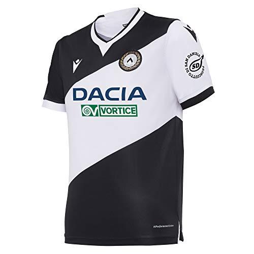 Macron UDI M20 - Primera camiseta oficial de la Udinese de fútbol...