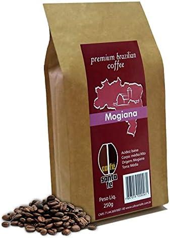 Café Santa Fé Mogiana em Grãos 250 Gramas