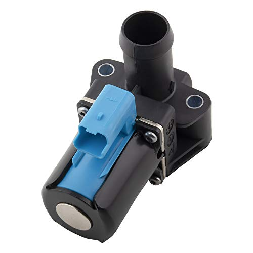 BOXI Heater Control Valve Solenoid for 2013-2016 Ford Escape / 2014-2017 Ford Fiesta / 2013-2014 Ford Fusion / 2014-2016 Ford Transit Connect 1.6L L4 / BM5Z-18495-C YG-780
