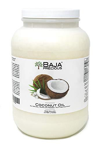 Baja Precious - Coconut Oil, 1 Gallon