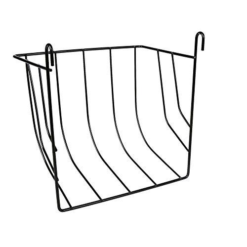 Trixie 60902 Heuraufe zum Einhängen, 20 × 18 × 12 cm