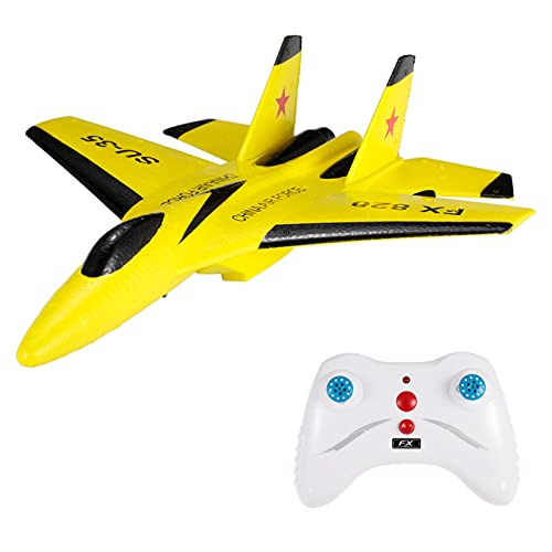 GoolRC Flybear -820 2.4G 2CH Telecomando SU-35 Aliante 290mm Apertura alare EPP Micro Indoor RC Airplane Aereo RTF