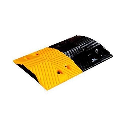 Cofan 21201110 Reductor Velocidad, Amarillo y Negro, 500 x 350 x 50 mm