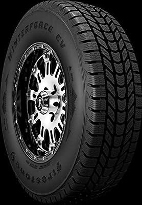 Firestone Winterforce 2 UV Studable-Winter Radial Tire - P215/75R15 100S