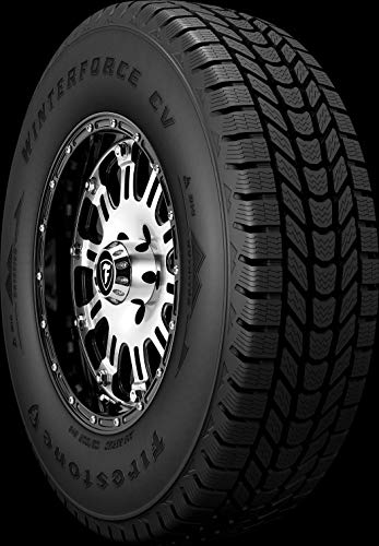 Firestone Winterforce 2 UV Winter/Snow SUV Tire 235/65R17 104 S