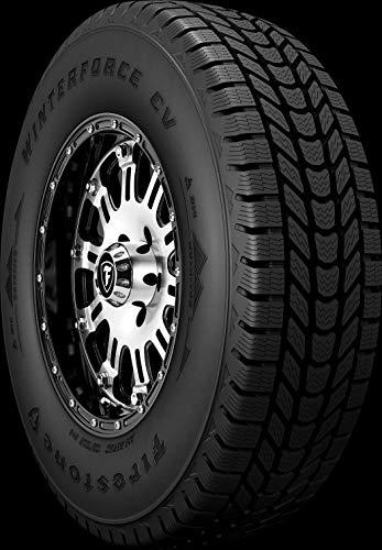 Firestone Winterforce 2 UV Studdable Winter/Snow Tire P275/65R18 114 S