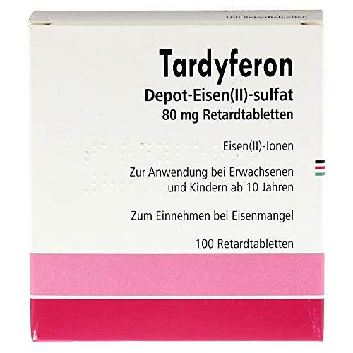 TARDYFERON Retardtabletten 100 St