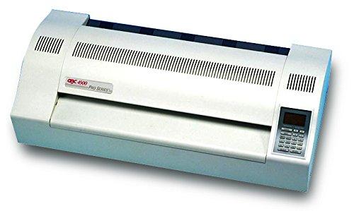GBC HeatSeal ProSeries 4500LM Plastificatrice a Caldo Compatta A2, Schermo Digitale, Grigio