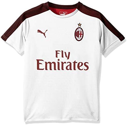 Puma Camiseta AC Milan Hombre Stadium Con Patrocinador