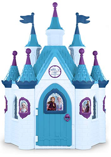 FEBER 800012448 Super Arandele of Frozen 2 Haus-Spiellizenz, Mehrfarbig